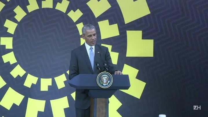 Obama: EUA estendem mão aos cubanos