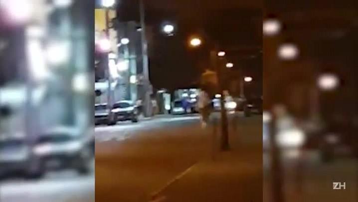 Bandidos fazem reféns em assalto a bancos em São Sepé