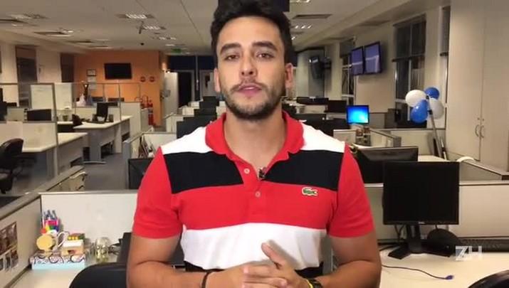 Marcos Bertoncello comenta o histórico de Grêmio x Novo Hamburgo