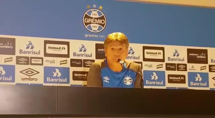 """Renato justifica concentração antecipada: \""""O jogador precisa de descanso\"""""""