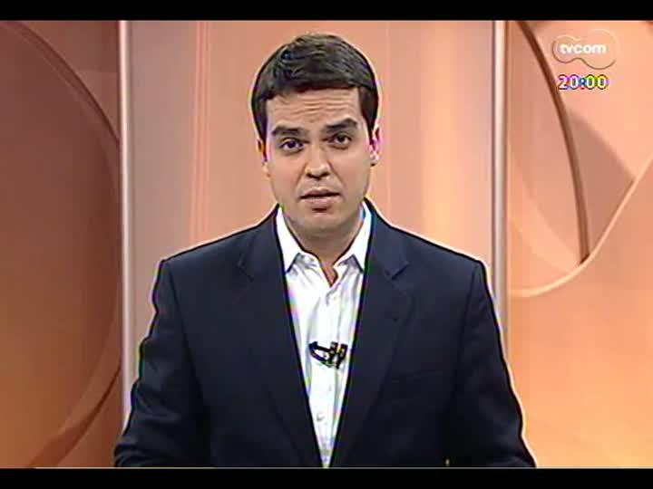 TVCOM 20 Horas - 18/12/12 - Bloco 1 - Reajuste do magistério