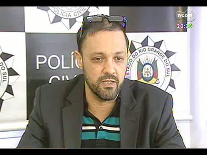 TVCOM 20 Horas - Investigação da tragédia em Santa Maria - Bloco 3 - 26/02/2013