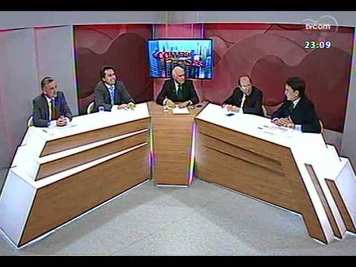 Conversas Cruzadas - Possível fim da guerra fiscal: unificação da cobrança do ICMS entre os Estados - Bloco 4 - 18/03/2013