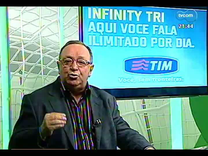 Bate Bola - Discussão sobre Gauchão e Libertadores com convidados especiais - Bloco 2 - 21/04/2013
