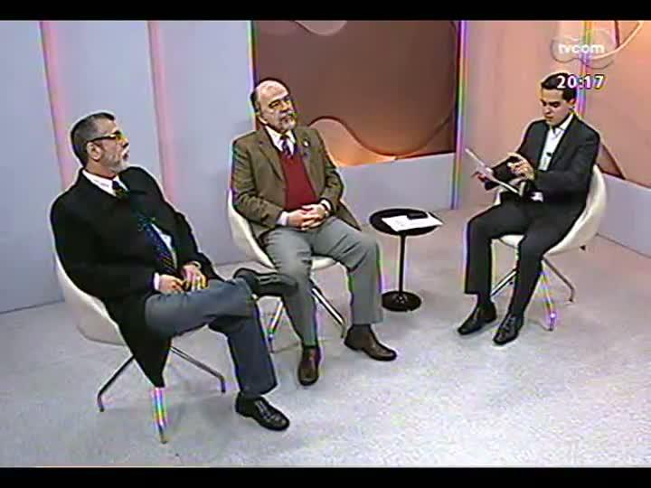 TVCOM 20 Horas - Autoridades falam sobre as péssimas condições do Presídio Central, quatro meses após a entrega do relatório à OEA - Bloco 2 - 31/05/2013