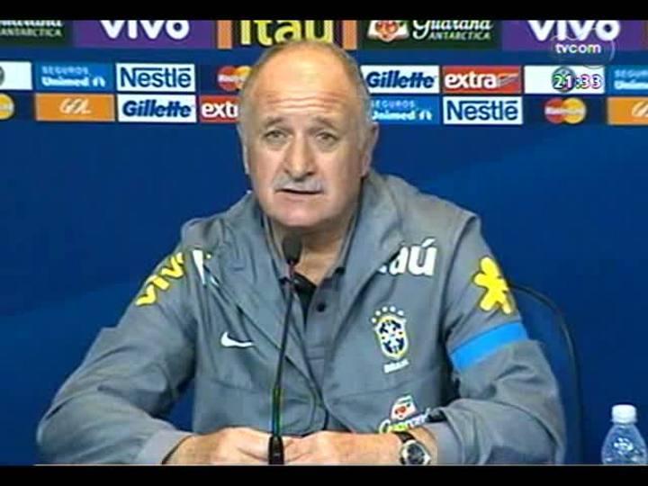 Bate Bola - Debate sobre a goleada do Brasil sobre a França e os jogos do Campeonato Brasileiro - Bloco 2 - 09/06/2013