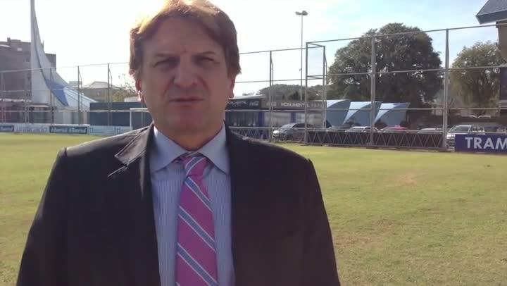 América Azul: confira depoimento de Baidek, ex-jogador do Grêmio, sobre a conquista tricolor em 1983