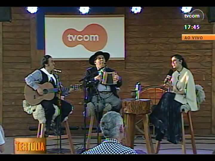 Tertúlia - Um bate papo e a música de Ernesto e Bagre Fagundes - bloco 1 - 30/08/2013