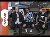 Programa do Roger - Entrevista com Tico Santa Cruz e Lucas Silveira na Festa Nacional da M�sica - bloco 3 - 22/10/2013