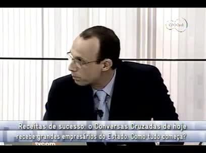 Conversas Cruzadas – Encontro de Ideias - 3ºbloco – 23/10/2013