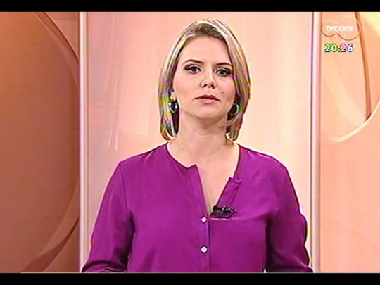 TVCOM 20 Horas - Saiba como foram as visitas de representantes de mais duas seleções a Porto Alegre - Bloco 3 - 09/12/2013