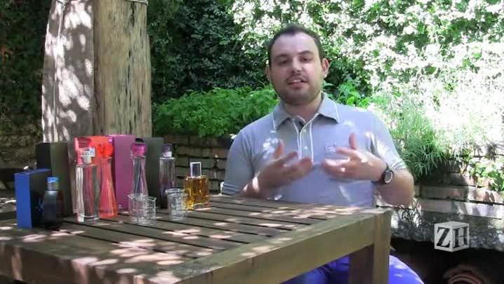 Perfumier dá dicas para escolher fragrâncias