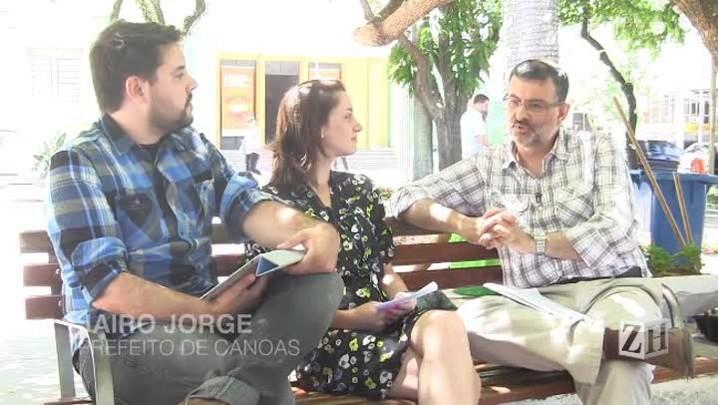 Jairo Jorge avalia 2013 e projeta 2014 para Canoas