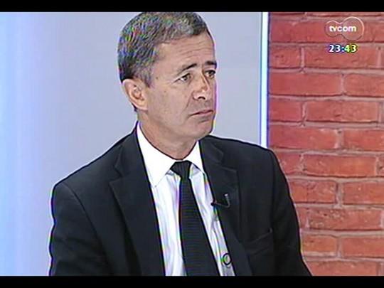 Mãos e Mentes - Diretor do hotel Vila Ventura Samuel da Silveira - Bloco 3 - 29/01/2014