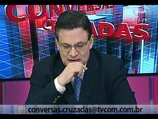 Conversas Cruzadas - Debate sobre as falhas no restabelecimento de energia e luz - Bloco 2 - 05/02/2014
