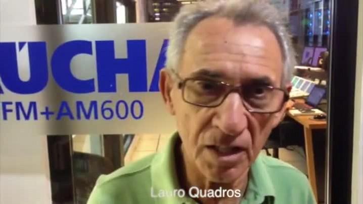 Comentaristas da Gaúcha cobram punição a time peruano por racismo contra Tinga