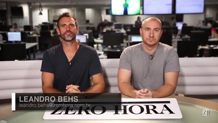 Pós-jogo ZH: o Inter sem D\'Ale em Belém e o desafio do Grêmio na Libertadores