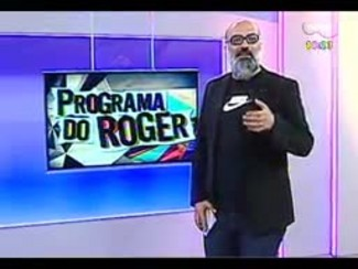 "Programa do Roger -  Clipe ""A History of Recorded Music in 90 seconds"" + Homenagem  Nico Nicolaiewsky - Bloco 4 - 07/03/2014"