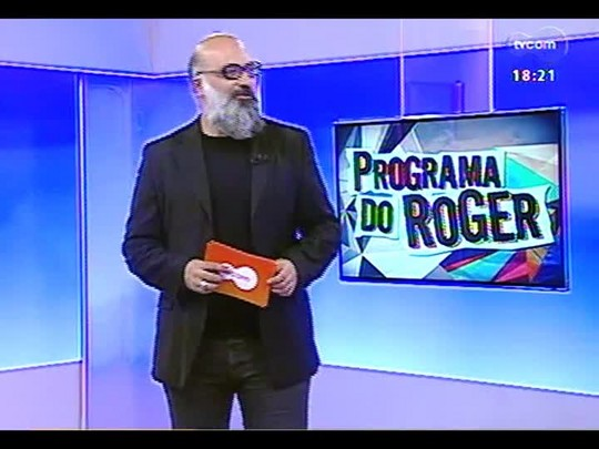 Programa do Roger - Músico Marcello Caminha - Bloco 4 - 28/04/2014