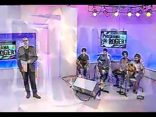 Programa do Roger - Banda Selton - Bloco 1 - 19/05/2014