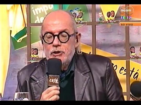 Café TVCOM - Conversa sobre literatura, diretamente do Bar dos Fanáticos - Bloco 3 - 14/06/2014
