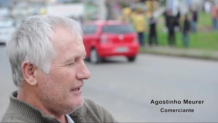 Ciclista morre atropelado e motorista foge do local em Joinville