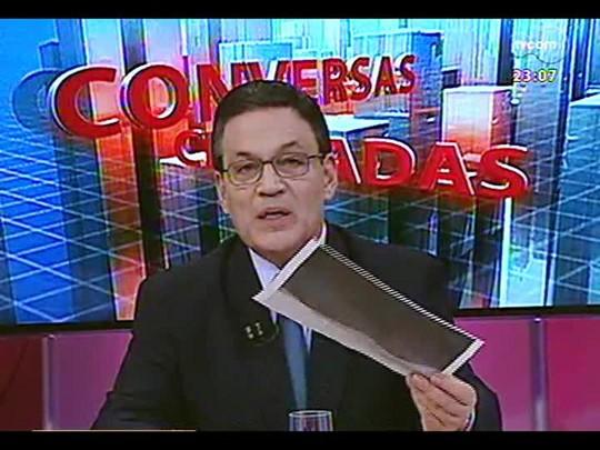 Conversas Cruzadas - Uso de algemas em audiências divide o Judiciário gaúcho - Bloco 3 - 15/07/2014