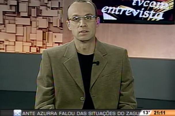TVCOM Entrevista - Publicitário viaja o país para conhecer a cultura cervejeira - 2º Bloco - 19/07/14