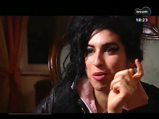 Programa do Roger - Filme sobre a Amy Winehouse - Bloco 4 - 23/07/2014