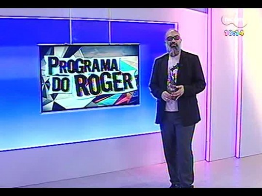 "Programa do Roger - Trailer ""RioCorrente\"" e \""Guardiões da Galáxia\"" - Bloco 4 - 31/07/2014"