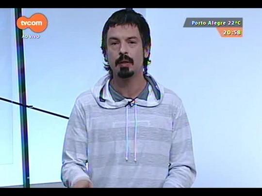 TVCOM Tudo Mais - Cristiano Quevedo fala sobre o tiro de laço no quarto episódio da série \'Desafio Farroupilha\'