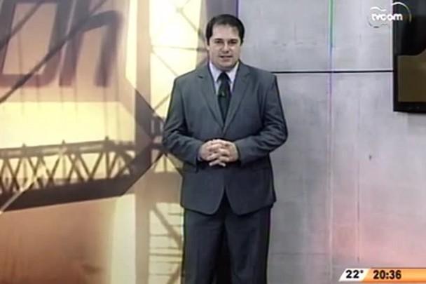 TVCOM 20 Horas - AEMFLO e CDL promovem check-up gratuito de carros em Palhoça - 3º Bloco - 19/09/14