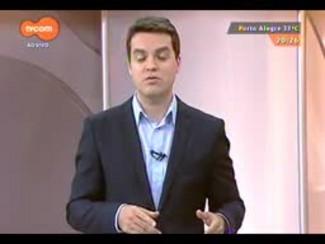 TVCOM 20 Horas - Paradas de ônibus de POA terão placas com informações sobre as linhas que passam - 29/10/2014