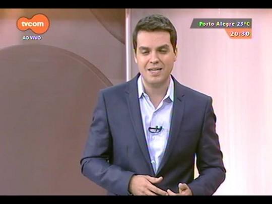 TVCOM 20 Horas - Governo Federal anuncia descredenciamento na Pronaf da Associação Santacruzense de Agricultores Camponeses - 31/10/2014