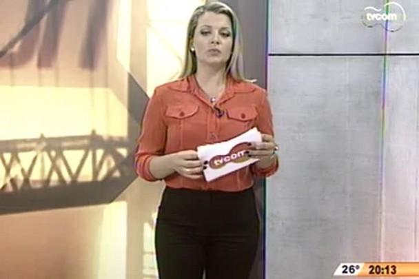 TVCOM 20h - Interdição da BR101 foi adiada para quinta-feira - 2.12.14