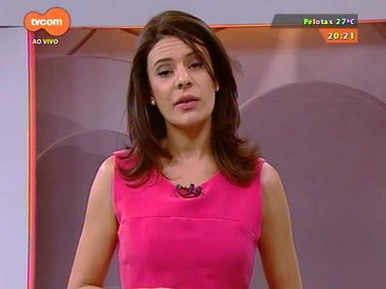 TVCOM 20 Horas - Restauração do segundo andar o Mercado Público pode levar mais tempo que o previsto - 19/12/2014