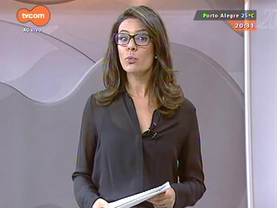 TVCOM 20 Horas - Máfia das próteses: OAB-RS vai investigar a participação de advogados - 07/01/2015