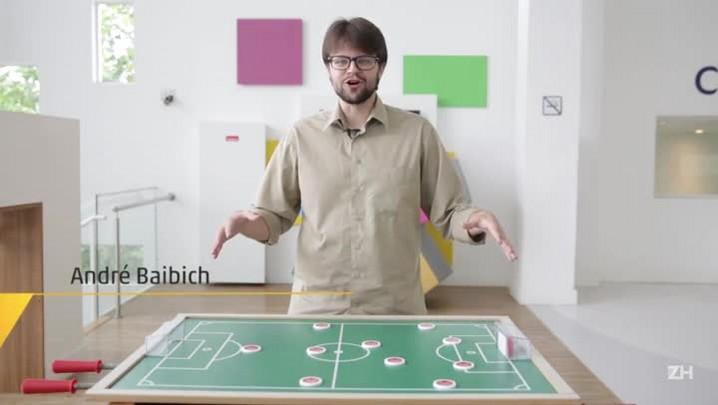 Desenho Tático: estratégias para Diego Aguirre