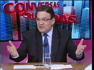 Conversas Cruzadas - Debate sobre as verbas da saúde do Estado para os municípios - Bloco 4 - 29/01/15