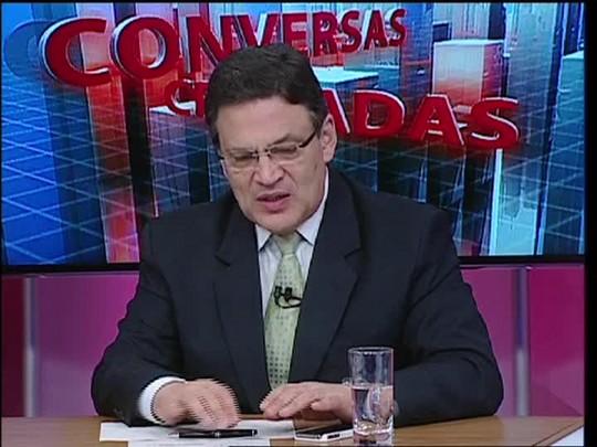 Conversas Cruzadas - O problema da falta de vagas na educação infantil nos municípios - Bloco 4 - 03/02/15