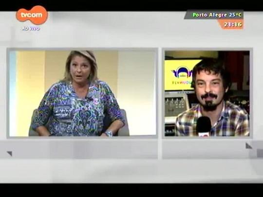 TVCOM Tudo Mais - Lúcio Brancato fala sobre o novo trabalho do músico Carlos Badia