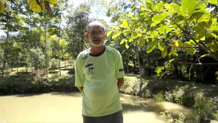 Projeto Água - Desmatamento