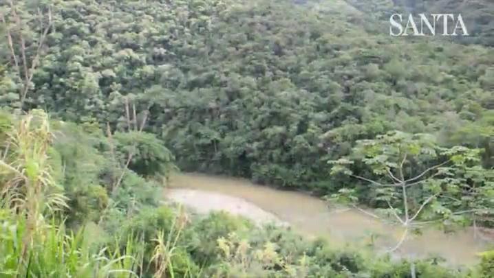 Conheça o local onde será construída a Barragem de Botuverá