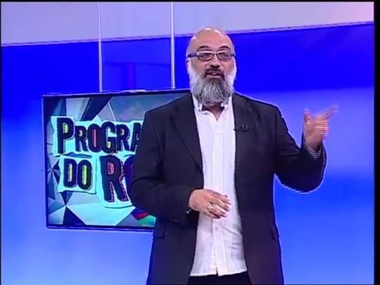 Programa do Roger - Samba Grego - Bloco 4 - 06/04/15