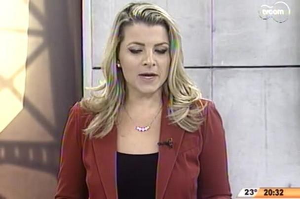 TVCOM 20 Horas - SC supera a média nacional em seis dos oito Objetivos do Milênio da ONU - 24.04.15
