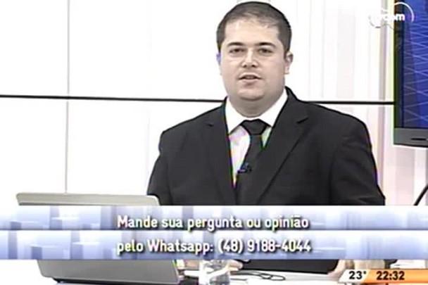 Conversas Cruzadas - Florianópolis é cidade criativa da Unesco - 2º Bloco - 09.06.15
