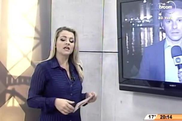TVCOM 20 Horas - Até 500 outdoors podem ser removidos na Capital por serem considerados impróprios - 15.06.15