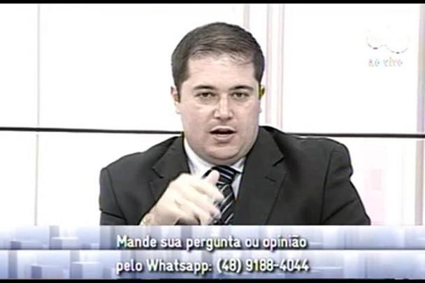 Conversas Cruzadas - Redução da Maioridade Penal - 3º Bloco - 18.06.15