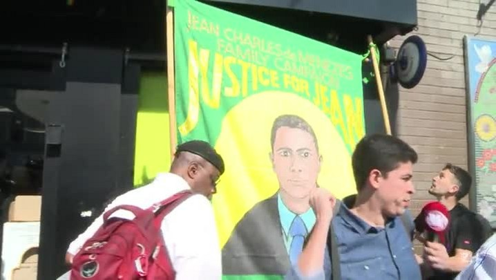 Dez anos da morte de Jean Charles de Menezes