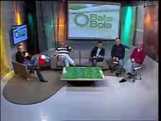 Bate Bola - 25ª rodada do brasileirão - Bloco 1 - 13/09/15